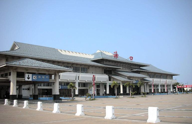 冠永凤凰城 海口火车站
