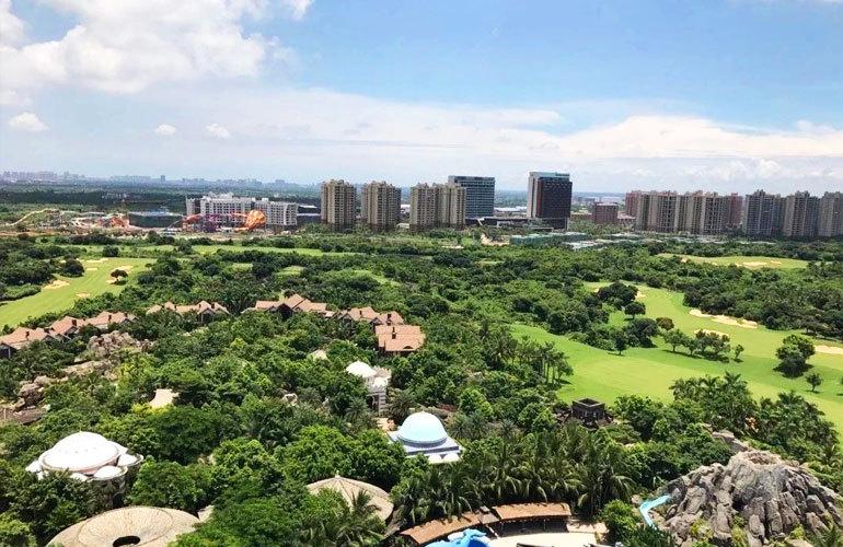 观澜湖君悦公馆 实景图