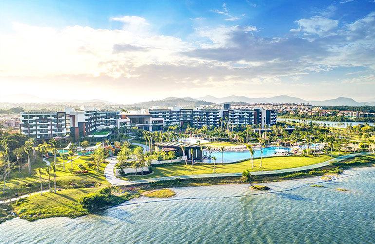 石梅半岛 实景图