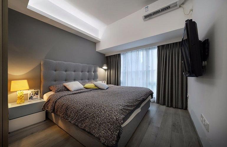 景业白鹭洲 卧室
