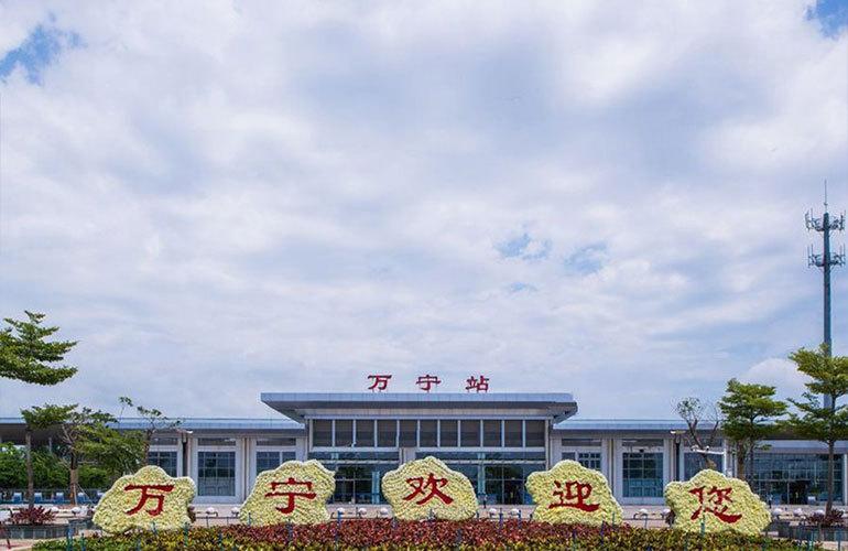 滨湖尚城 高铁站