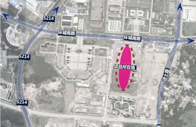 民生凤凰城 规划图