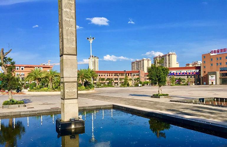 天九养生文化城 实景图