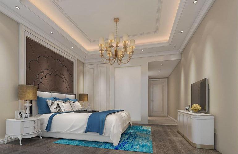 蓝海美伦湾 卧室