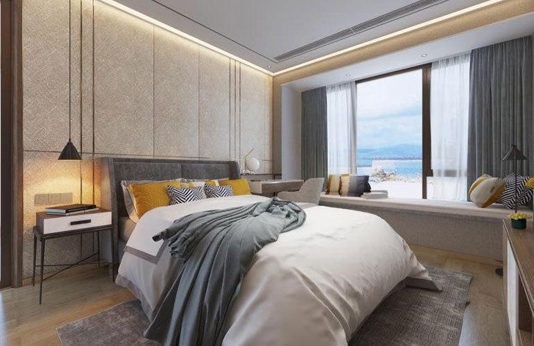海棠香居 卧室