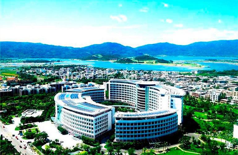 海棠香居 301医院