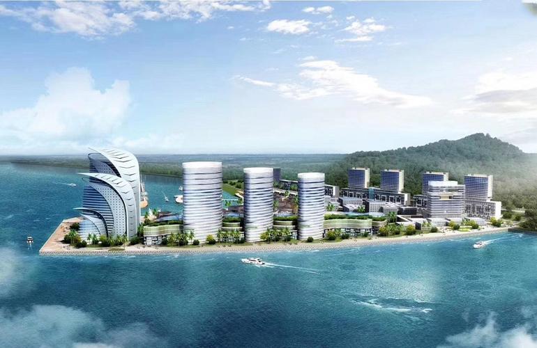 龙栖湾新半岛