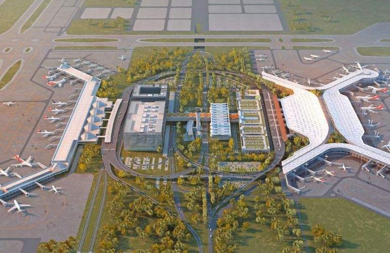 绿地空港GIC美兰国际机场