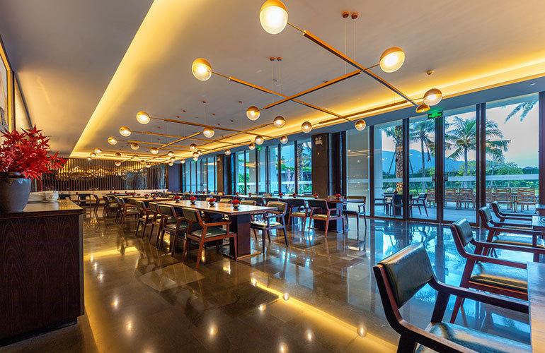 融创海棠湾 业主食堂
