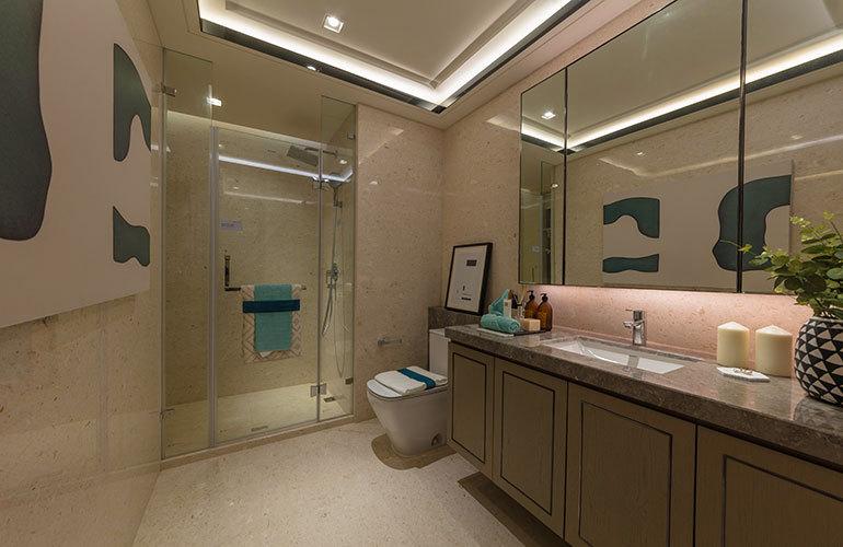 融创海棠湾 浴室