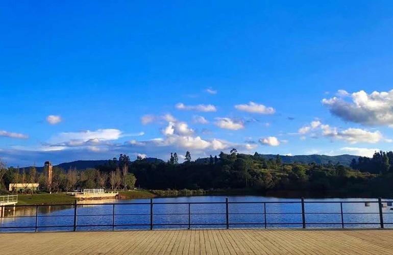浩创悦山湖 周边配套:公园