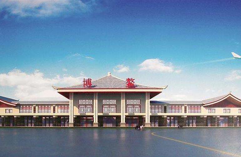 华策嘉园 博鳌机场