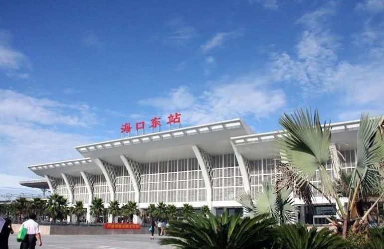 道客和悦城海口东站
