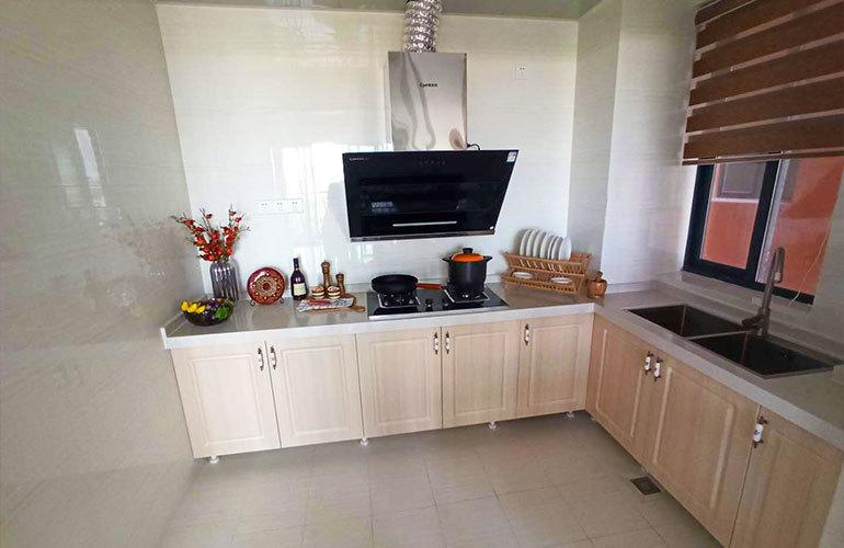龙栖湾温泉1号 厨房
