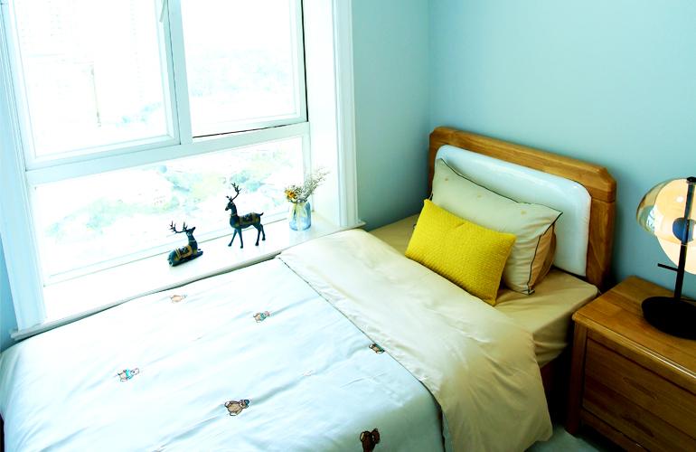 碧桂园东海岸 B4户型样板间卧室