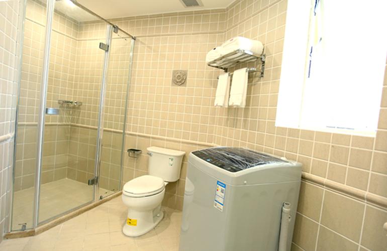 碧桂园东海岸 B4户型样板间卫生间