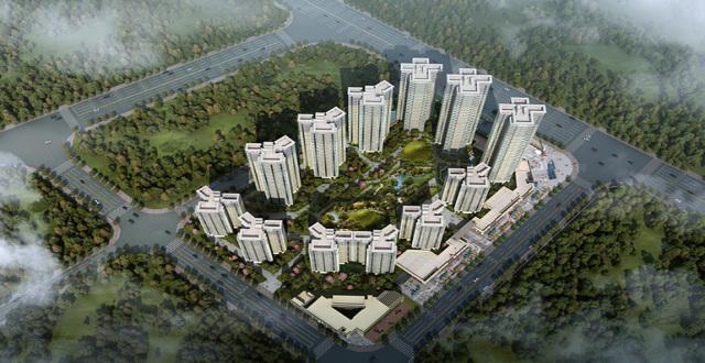 珠海保利碧桂园新城之光建筑面积77-121㎡,均价11000元/㎡