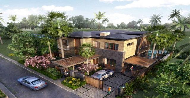 三亚亚龙湾水岸君悦独栋别墅在售,均价85000元/㎡
