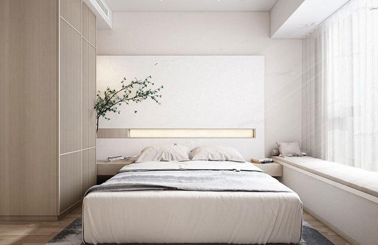 三亚金茂湾 卧室