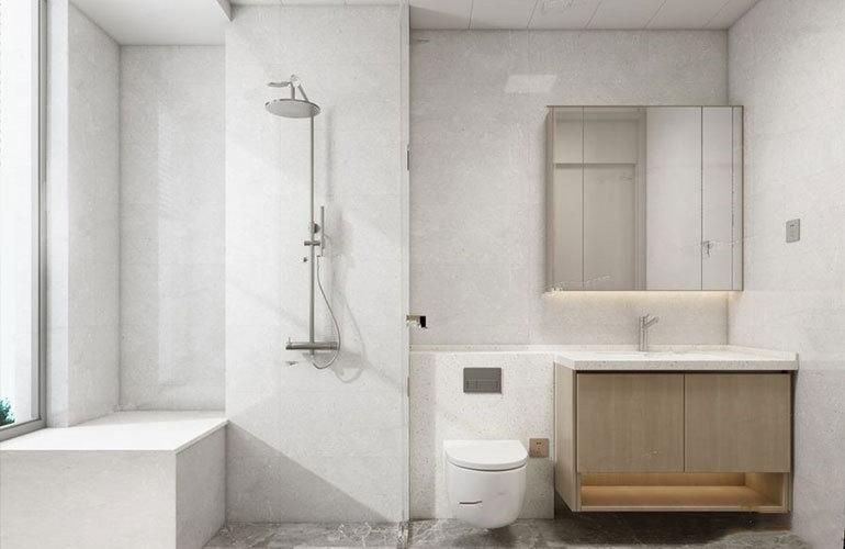 三亚金茂湾 浴室