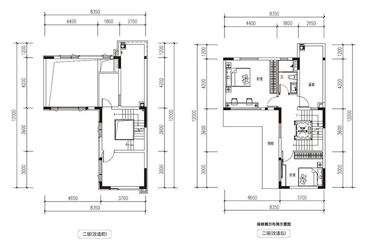 滇池府 B143合院 二层