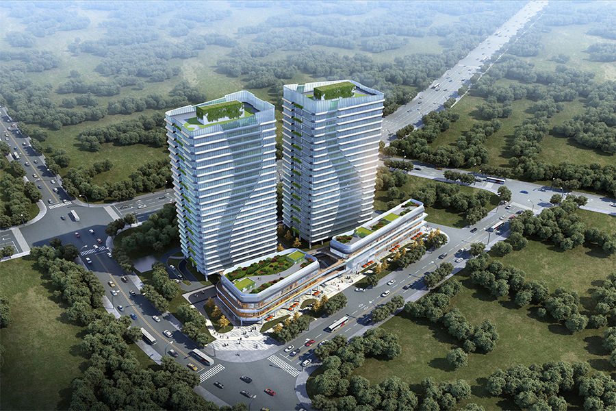 珠海碧桂园臻湾国际建筑面积40-67㎡商务海景资产在售,均价25000元/㎡