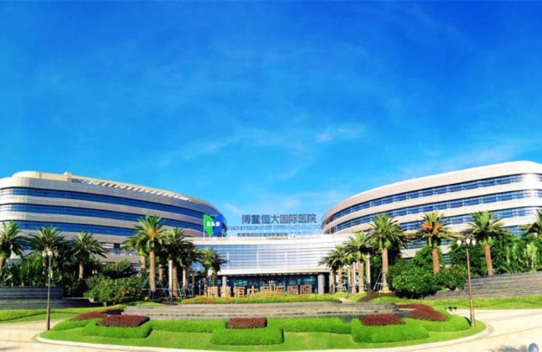 雅居乐山钦湾 医院