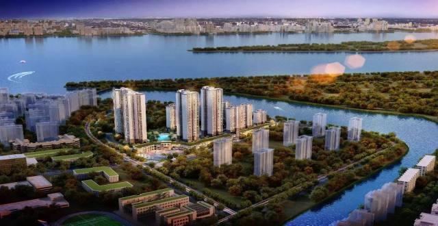 珠海利腾金力湾在售建筑面积97-118㎡便捷美宅,均价27000元/㎡