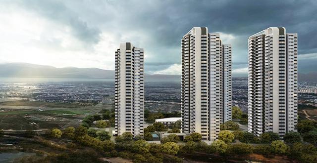 昆明万科公园城市精装高层住宅在售,均价约18000元/㎡