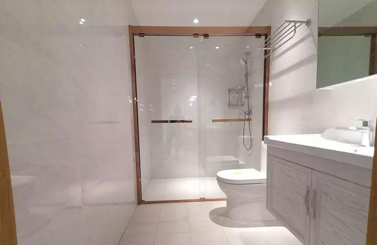 富达美广场 浴室