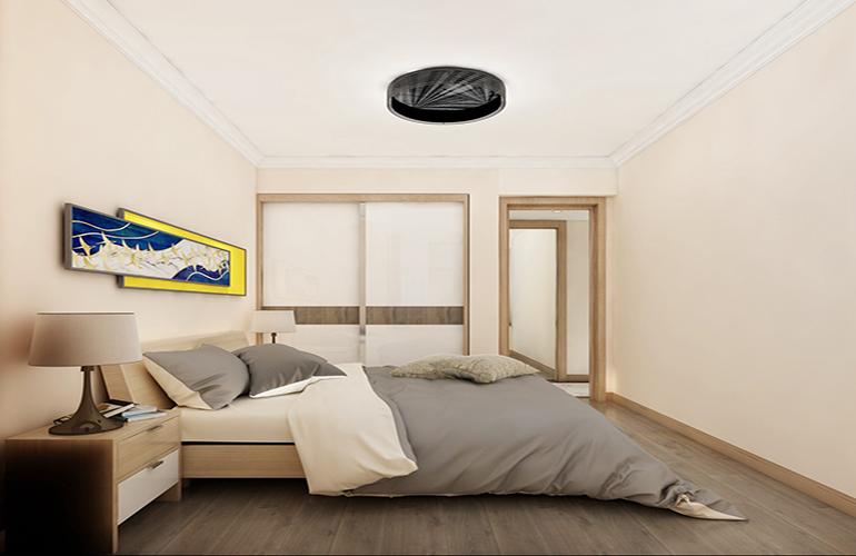 新月南海嘉园 卧室