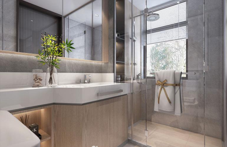 白鹭公元 浴室