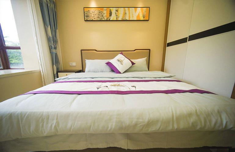 山海湾五期三区 卧室