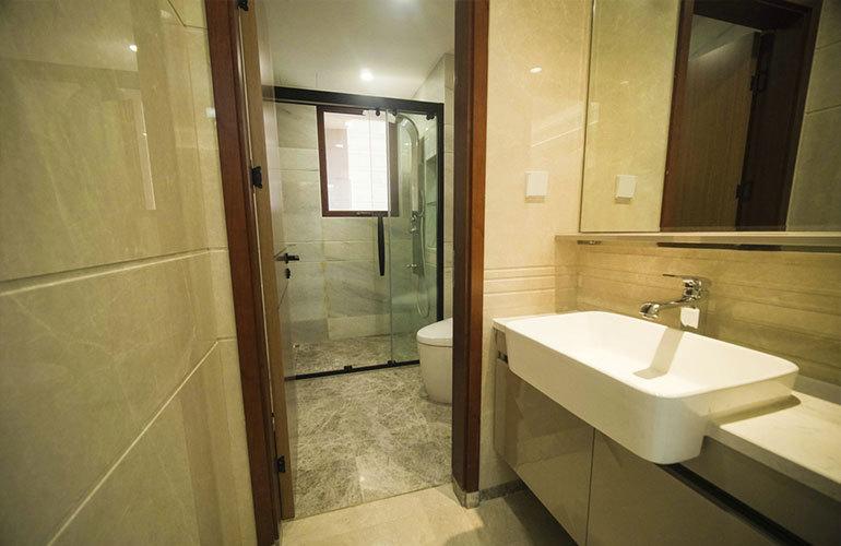 山海湾五期三区 浴室