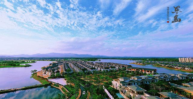 """官塘学院小镇区位   聚力向东,深藏远见,鉴证""""城""""长力量"""