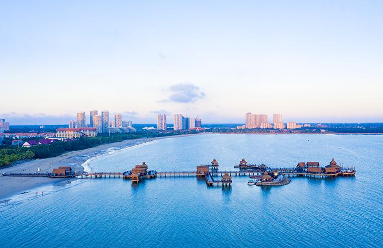 碧桂园高隆湾 高隆湾度假区