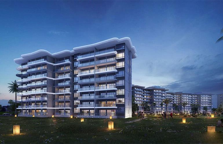 海口观澜湖君悦公馆在售产品8层小洋房住宅 ,均价16000元/㎡