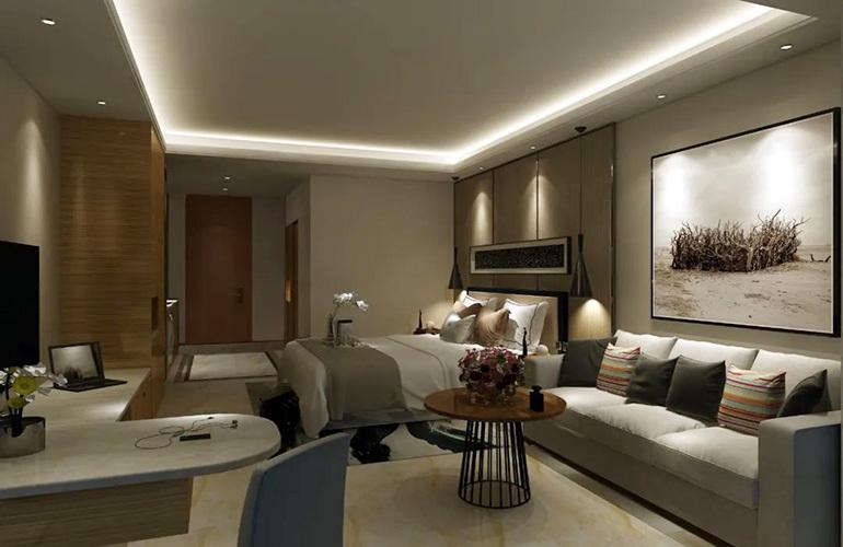 中国城星悦居 卧室