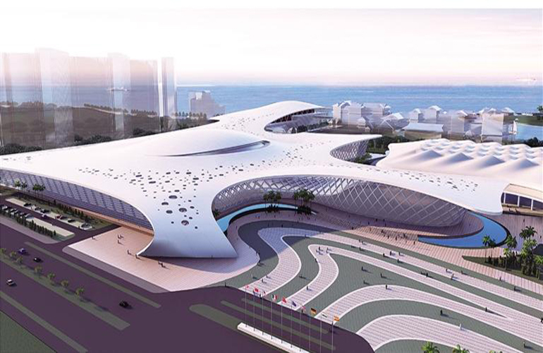 悦龙湾 海口国际会展中心