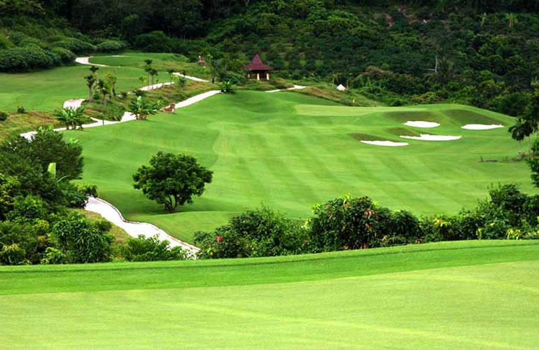 碧桂园海棠墅 神泉国际高尔夫