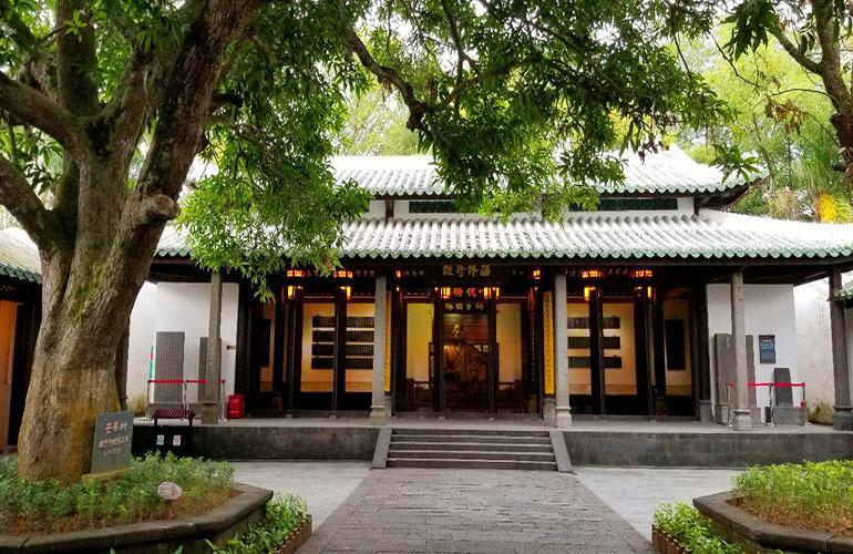 海蓝凤凰海岸 千年东坡书院