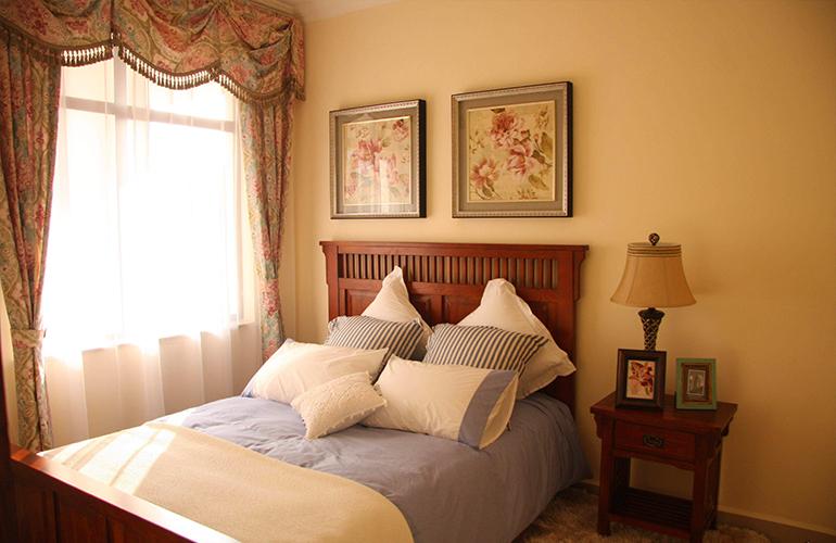 鹭湖国际养生度假区 卧室