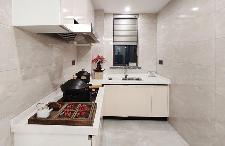美林苑三期 E户型样板间-厨房