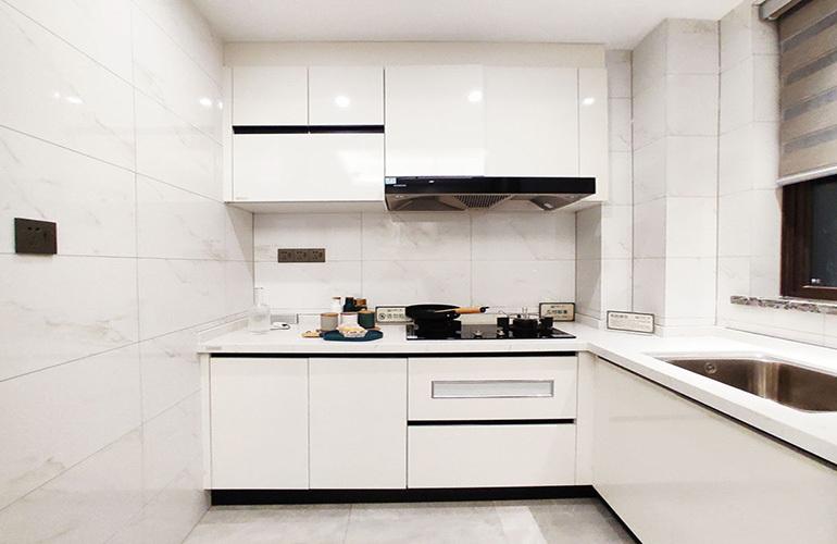 美林苑三期 D户型样板间-厨房