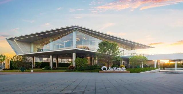海口龙湖光年商铺、SOHO公寓在售,均价17000元/㎡