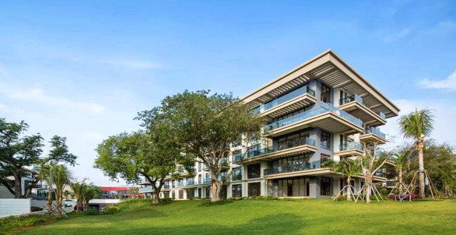 三亚龙溪悦墅洋房在售,均价45000元/㎡