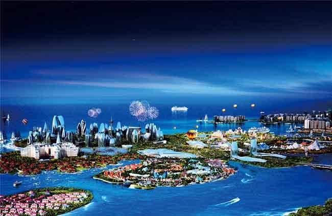 儋州恒大海花岛公寓在售,均价13000元/㎡