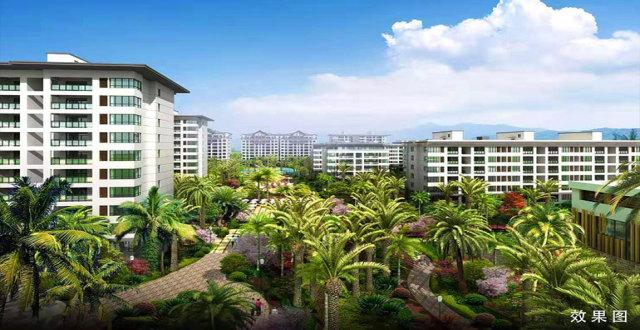 三亚龙棠大观在售景观美宅,均价31000元/㎡