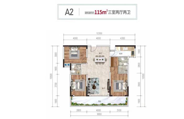 观澜湖君悦公馆在售2#,均价16000元/㎡