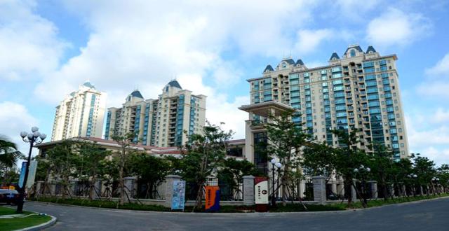 儋州恒大金碧天下项目低密度社区目前在售,均价12000元/㎡